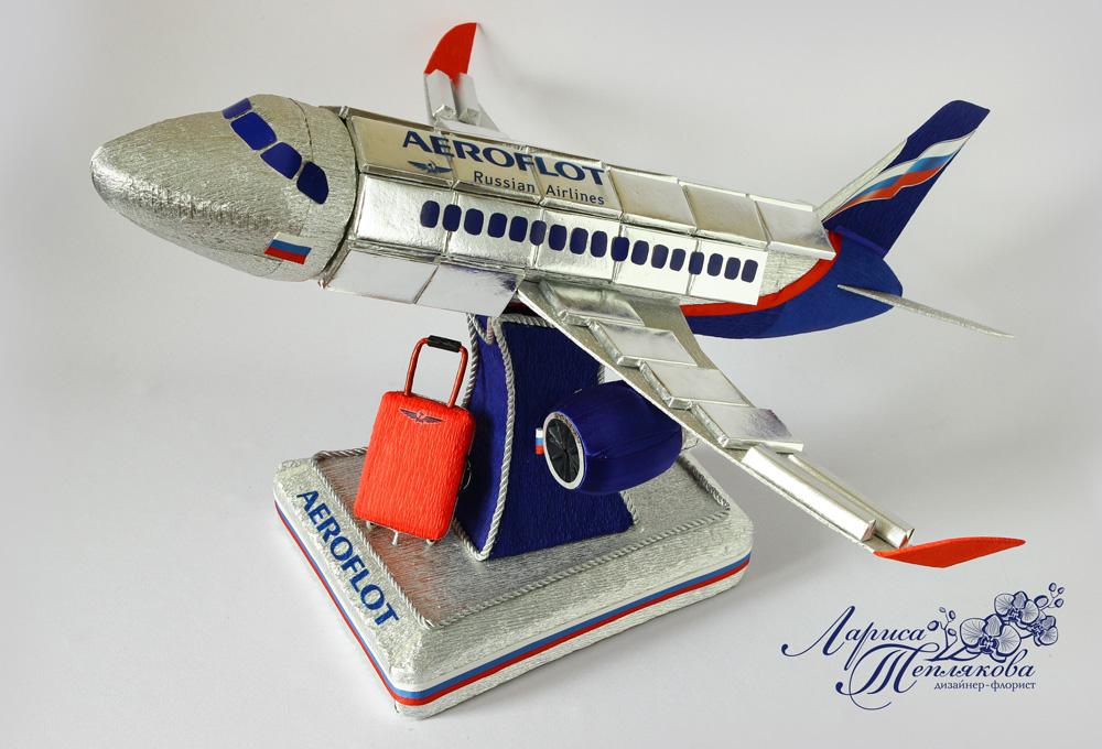 Управление самолетом в подарок 173